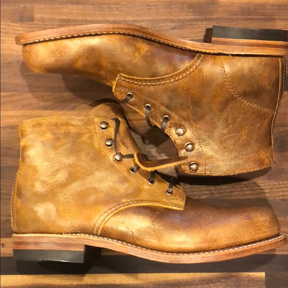 eef4f2ba81f Womens Wolverine 1000 mile boot, size 9 NWT